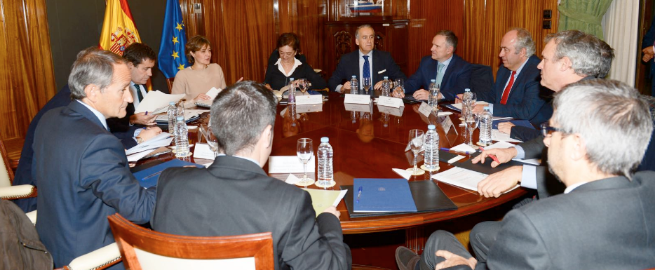 Isabel García Tejerina recibe a JUNTOS POR LOS BOSQUES con el objetivo de definir la agenda forestal de la legislatura
