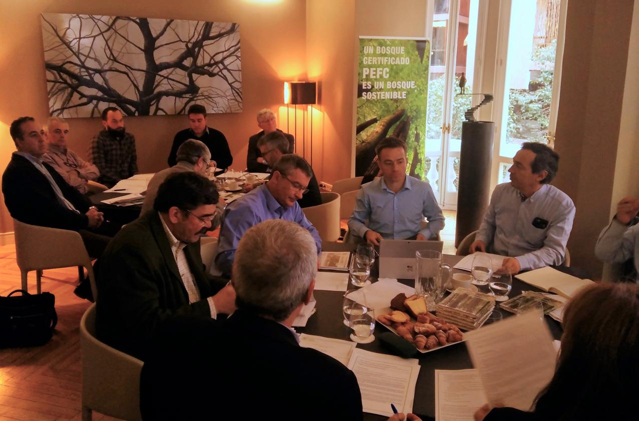 PEFC reúne en Madrid a los expertos responsables en sostenibilidad forestal