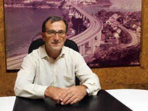 Carlos Hermida García, Vicepresidente de Montes Vecinales de la Asociación Forestal de Galicia (AFG)