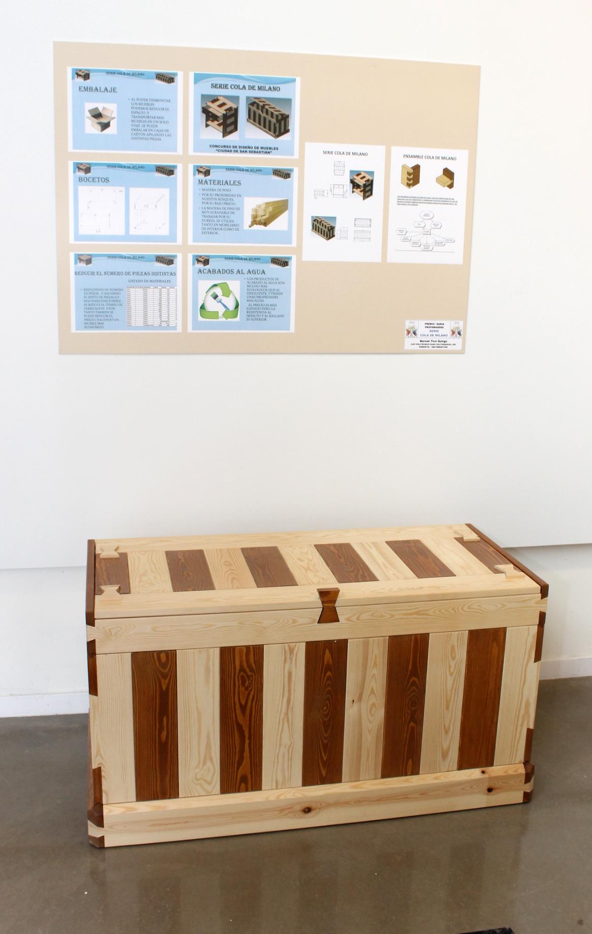 Entregados Los Premios Del Xviii Concurso De Dise O De Muebles  # Muebles De Madera Sostenible