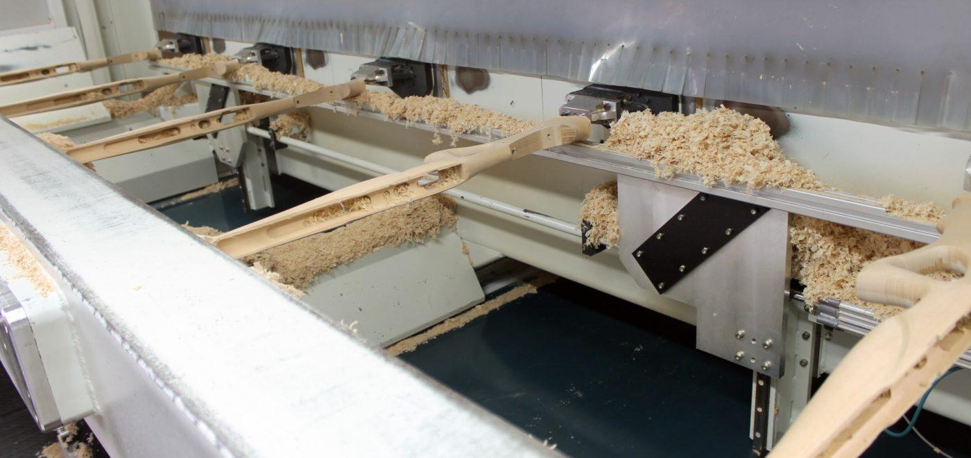 GAMO y RIERGE desarrollan juntos un centro de mecanizado flexible y de alta producción