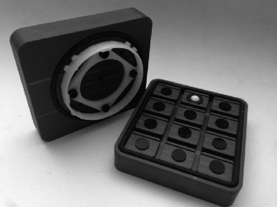 Nuevos sistemas modulares de mesas Nesting