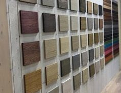 Lluvia de colores en el stand de RUBIO MONOCOAT en PROMAT