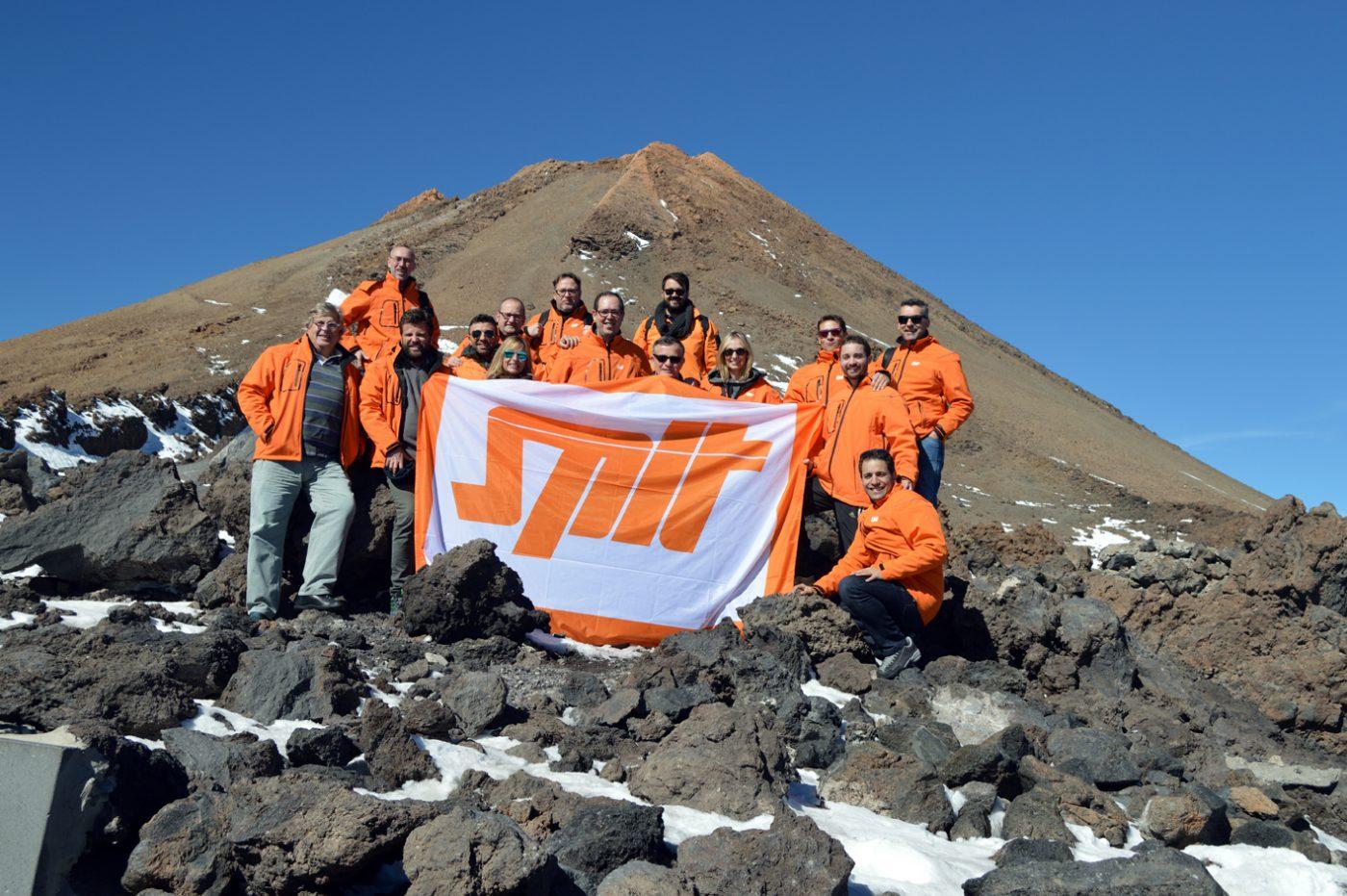 Inicio de curso de SPIT en Tenerife