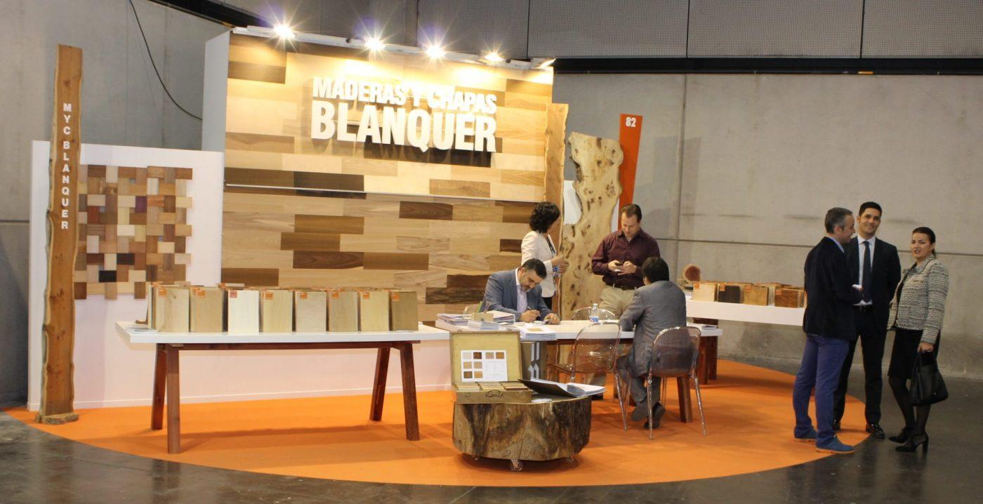 BLANQUER presenta al mercado sus piezas exclusivas de madera para decoración