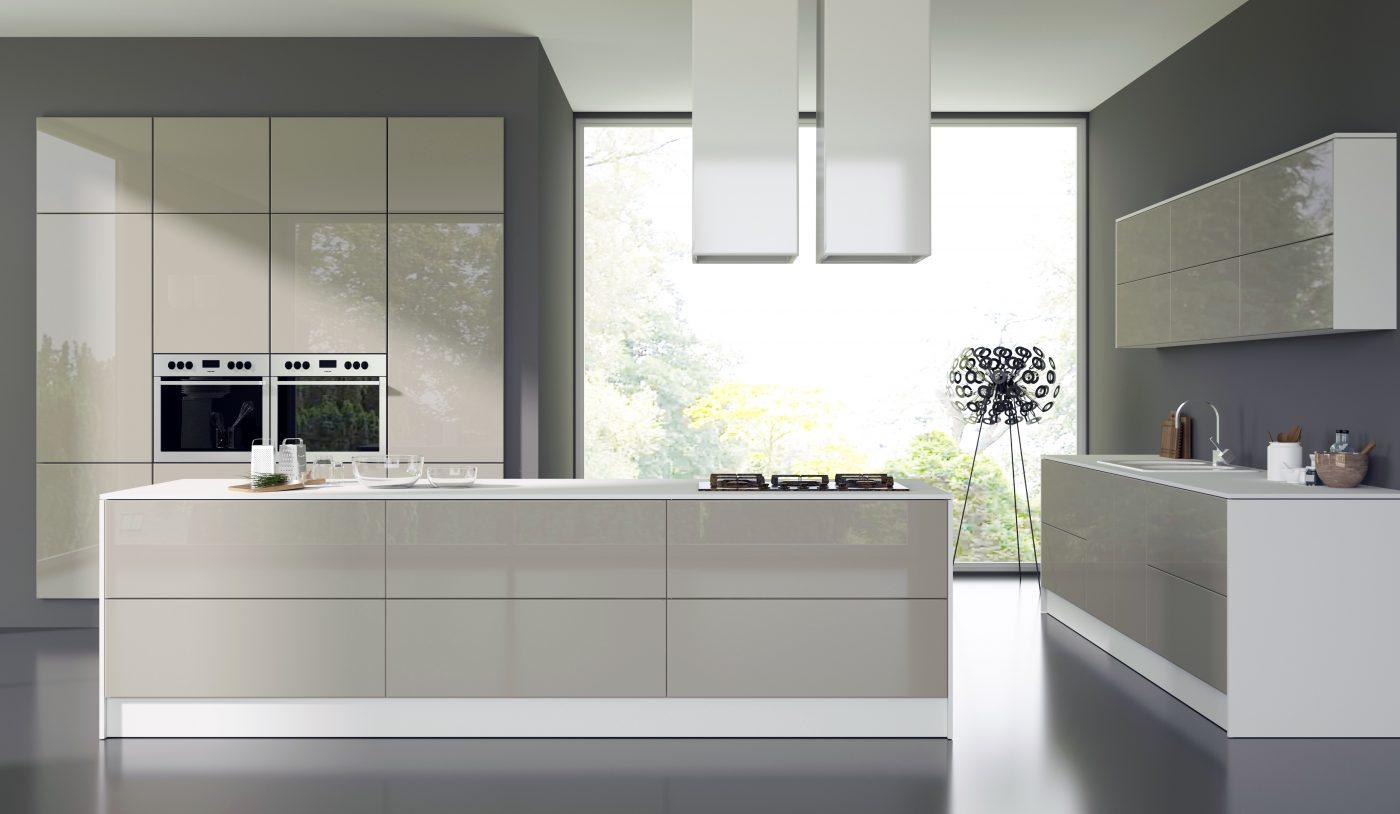 Zona cocinas se presenta en sociedad madera sostenible for Muebles de cocina zona pilar