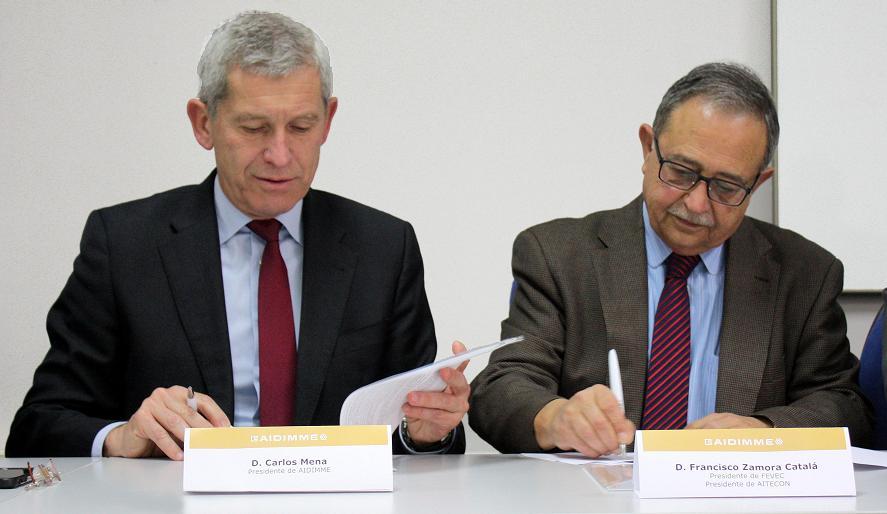 El Instituto Tecnológico AIDIMME dará soporte de I+D+i al sector de la construcción