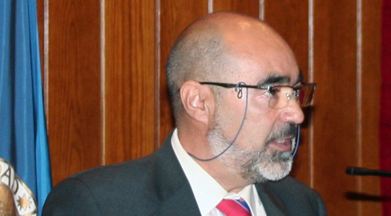 José González Granados, nuevo Decano-Presidente del Colegio Oficial de Ingenieros Técnicos Forestales y Graduados en Ingeniería Forestal y del Medio Natural