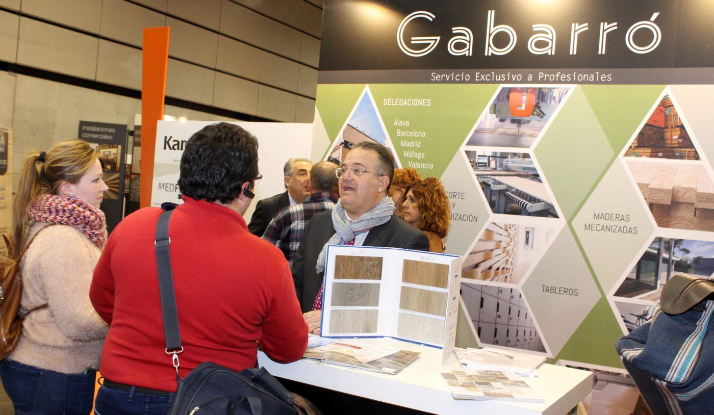 Los materiales de vanguardia de las marcas de GABARRO cautivan a los profesionales del sector