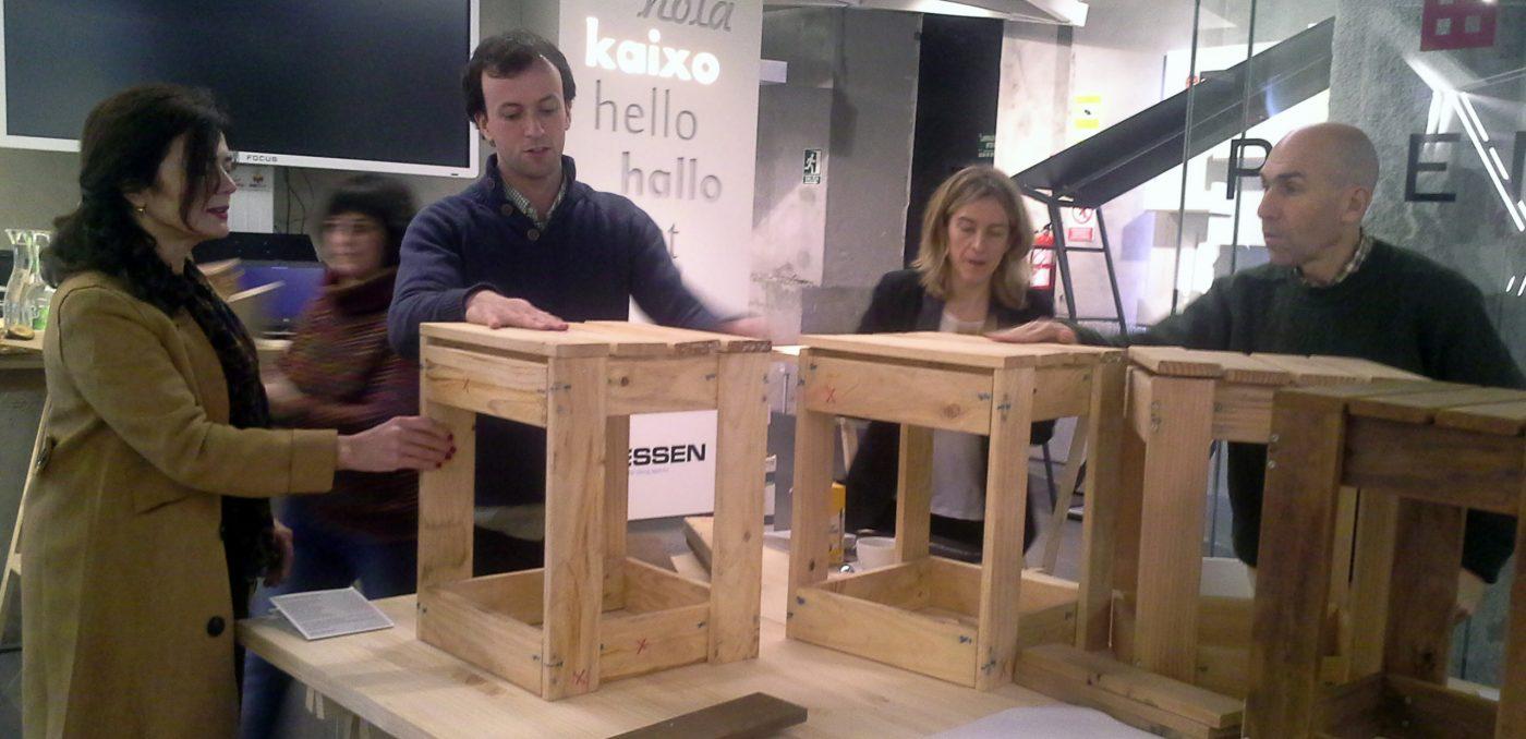 Presentadas las conclusiones de WOODEX, un estudio sobre el comportamiento de la madera al exterior
