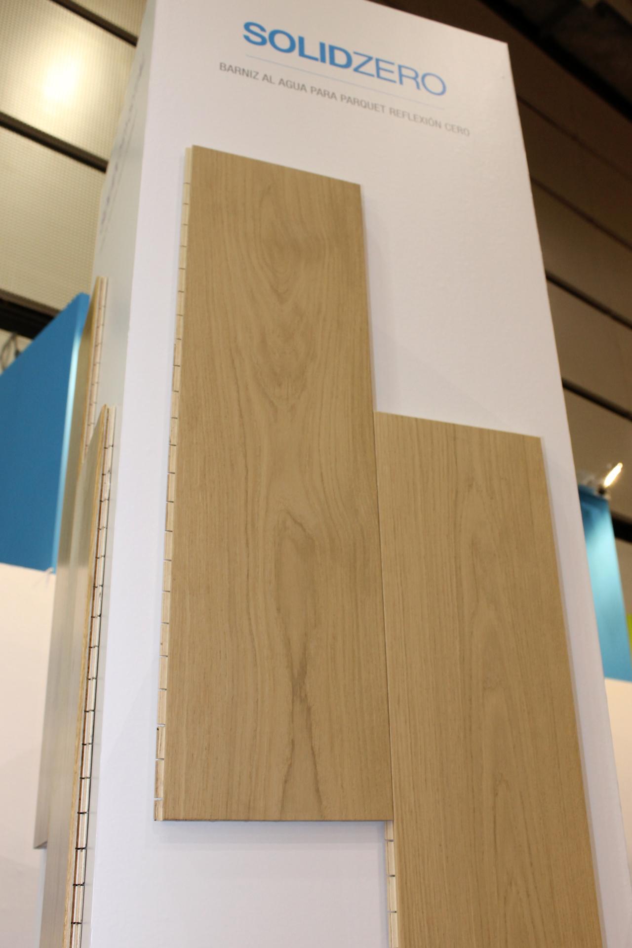 Solid la l nea de barnices para parquet de renner - Barnices para madera ...