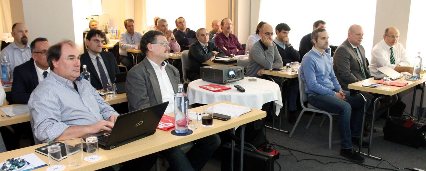 MAESMA acoge la reunión de representantes de WEINIG en España y Portugal