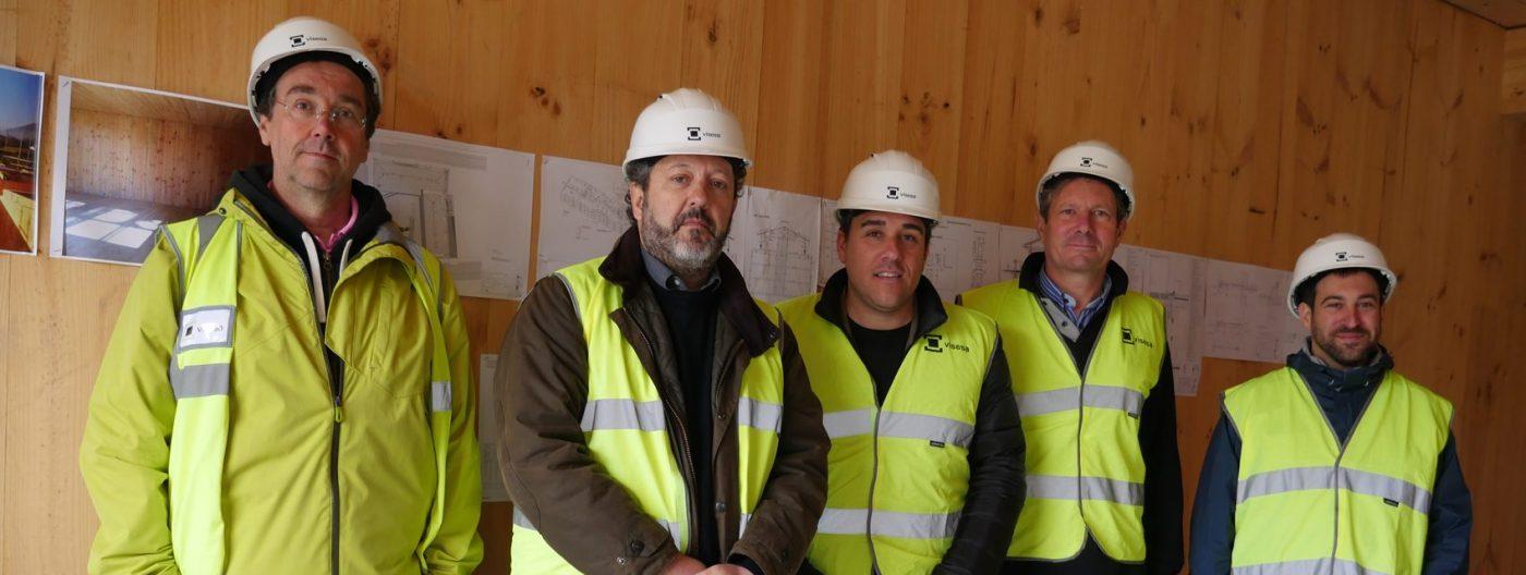 BASKEGUR y el Polo Francés de Competitividad en Madera XYLOFUTUR establecen las bases de un acuerdo de colaboración
