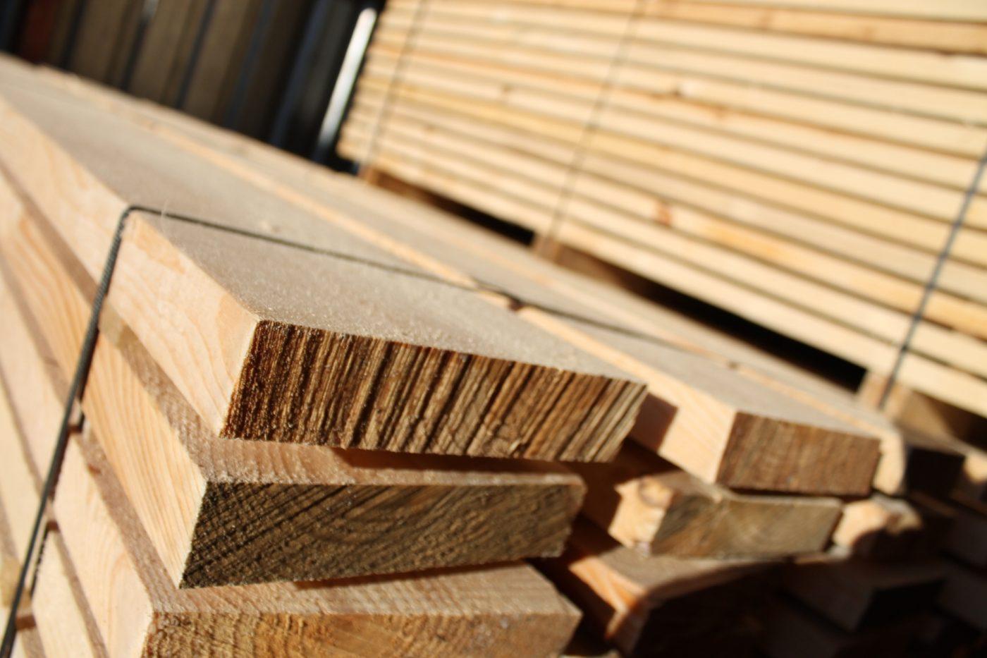 Las importaciones de madera crecieron un 5% en el primer semestre