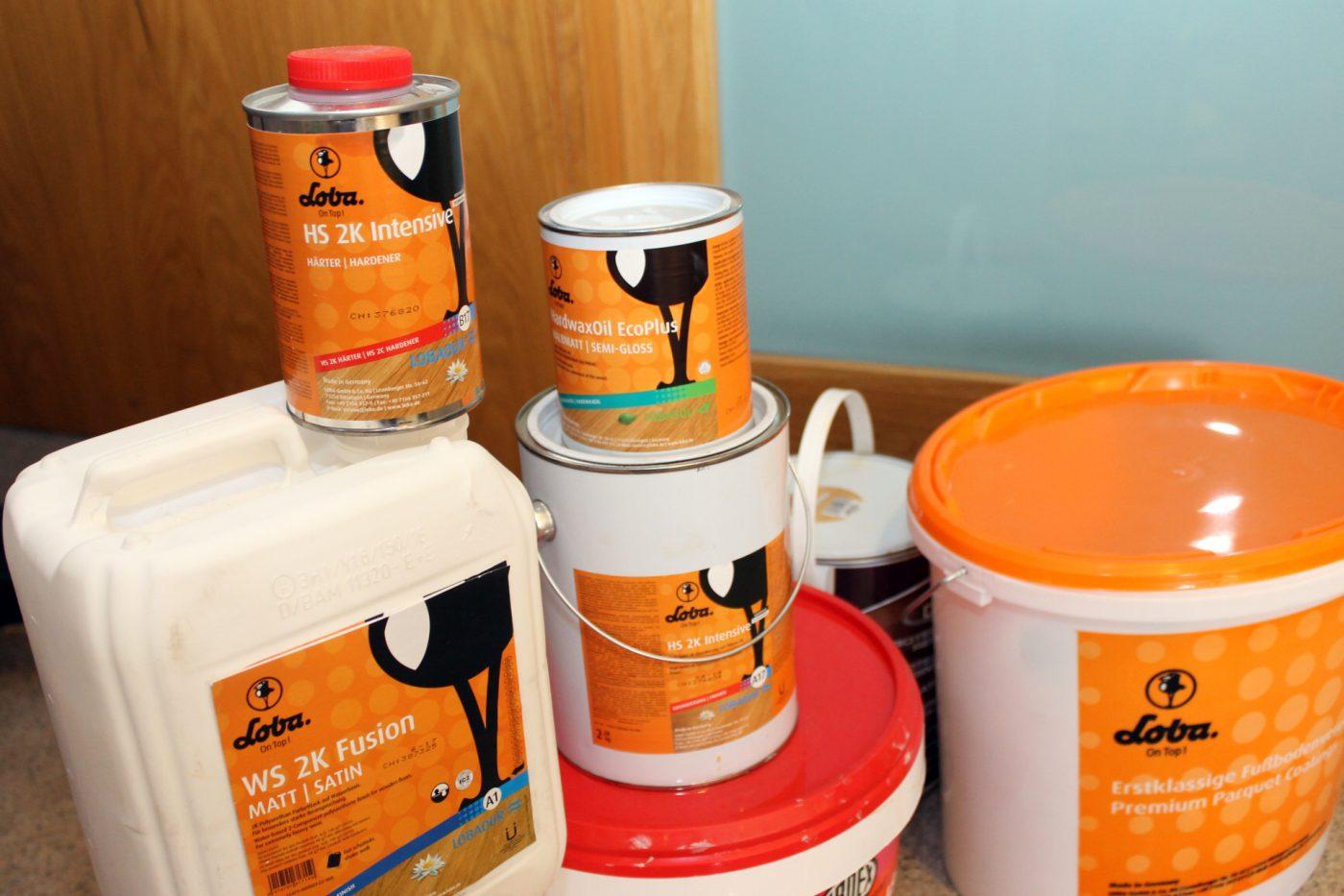 SANT JUST PARQUETS distribuirá los productos de LOBA en España