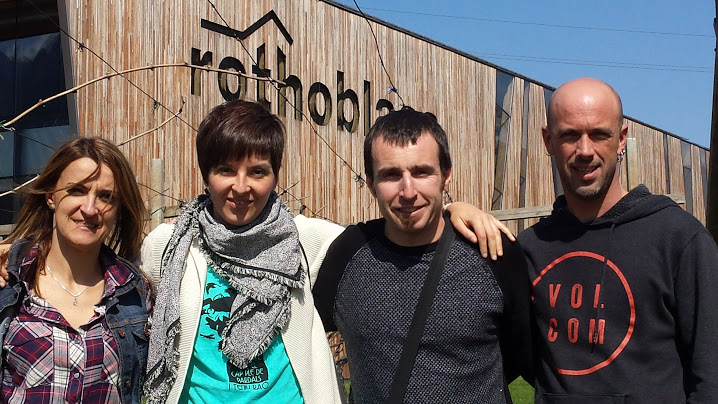 TKNIKA coordina la participación de siete docentes vascos en la ROTHOSCHOOL