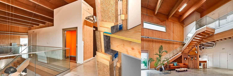 Curso para el correcto diseño, cálculo y ejecución de proyectos Passivhaus en madera