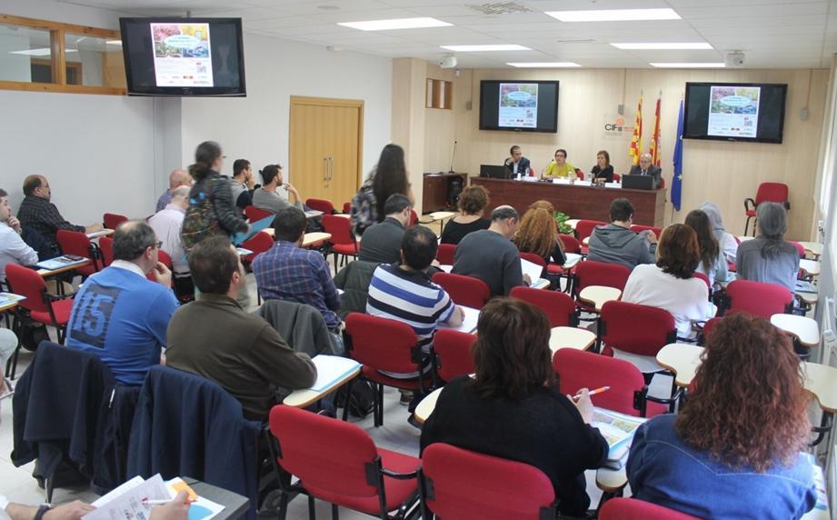 Primeras Jornadas sobre Seguridad en la Formación Profesional