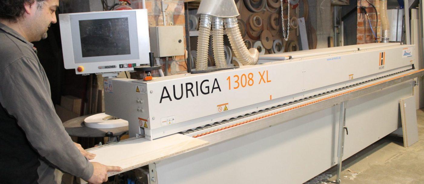 GIRIBET completa con AIRMATIC la modernización de su taller