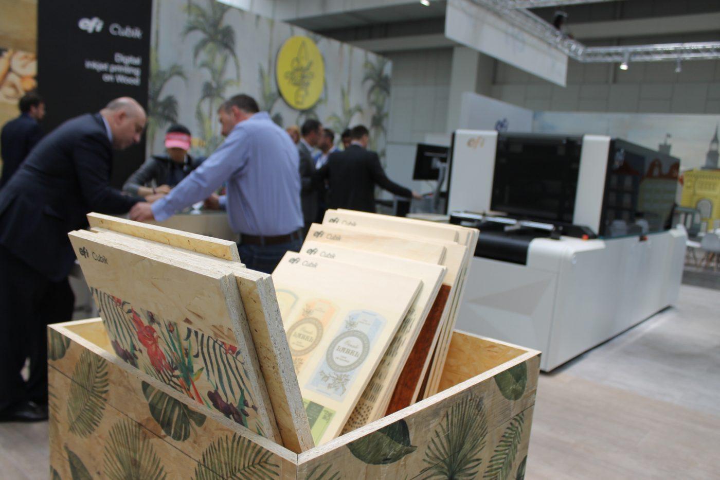 EFI Cretaprint participará en FIMMA