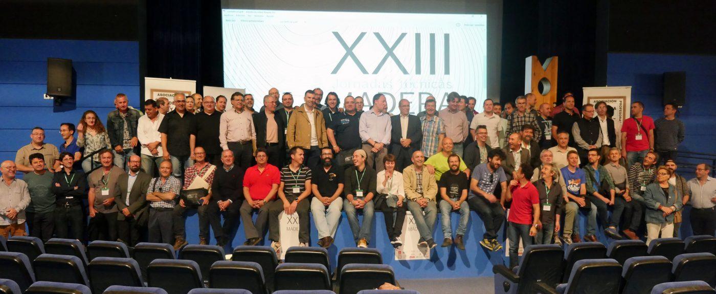 A punto las XXIV Jornadas del Profesorado de Madera y Mueble