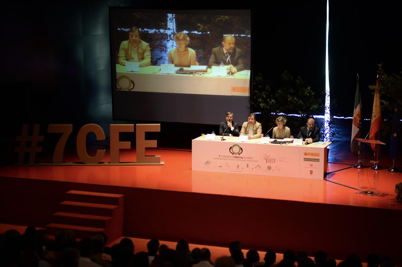COSE en el 7º Congreso Forestal Español