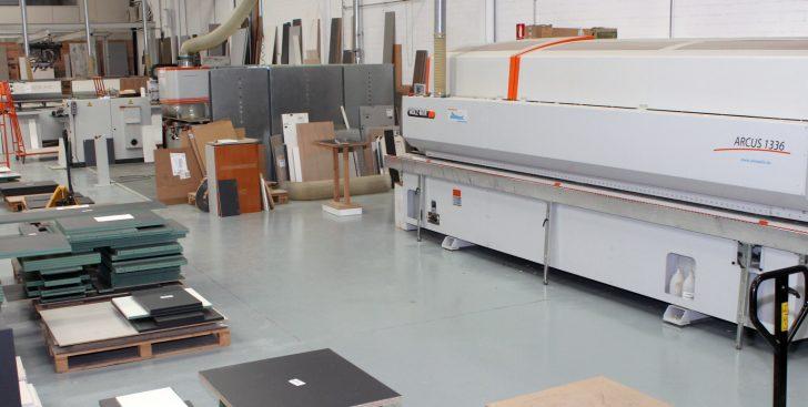 ALKOS, una fábrica de cocinas flexible - Madera sostenible es un ...