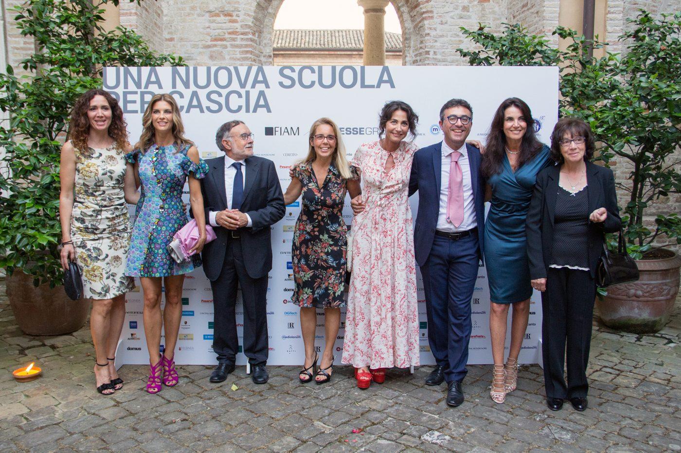 Cena de caridad: Una nueva escuela para Cascia