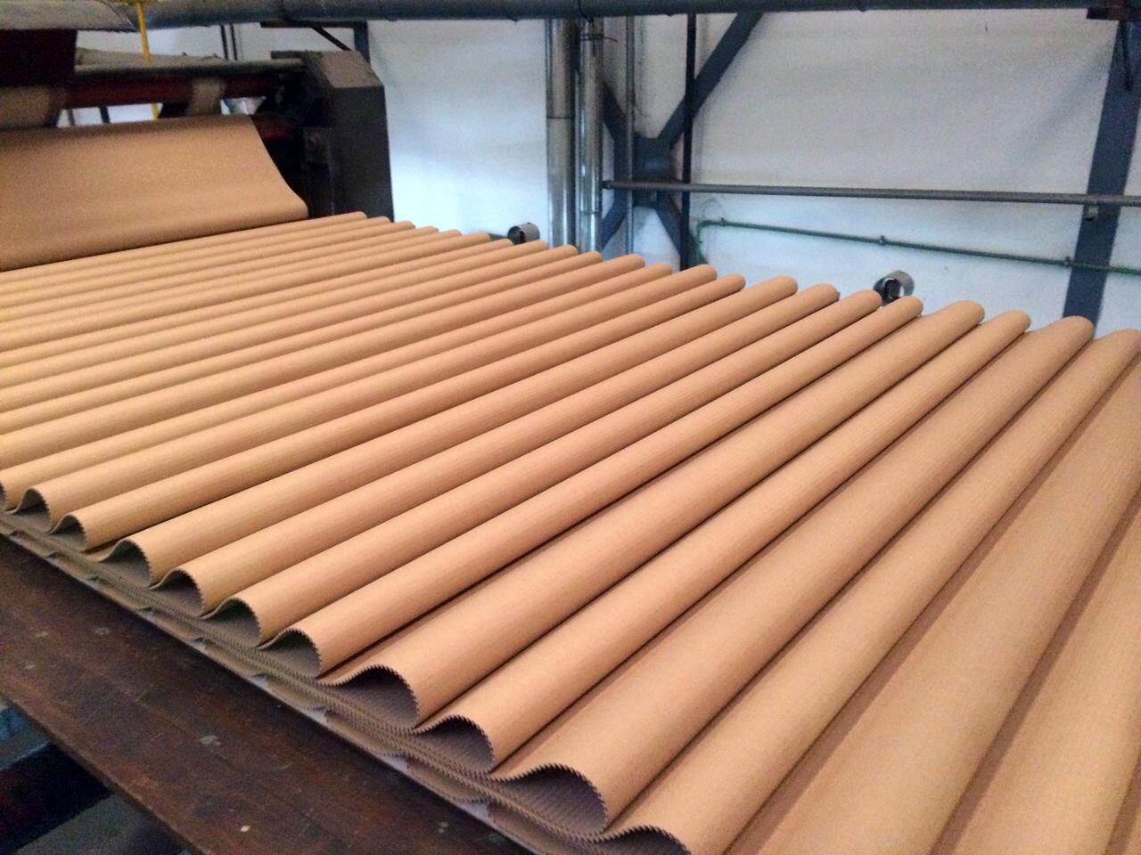 España se consolida como el cuarto país europeo en producción de cartón ondulado