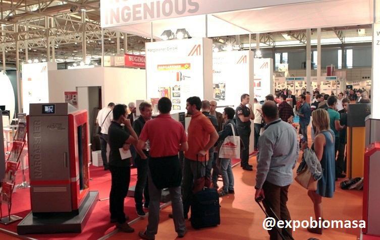 EXPOBIOMASA 2017 afronta la recta final de inscripción de expositores