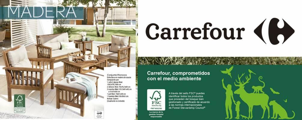 Carrefour Lanza Su Campa A De Muebles De Jard N