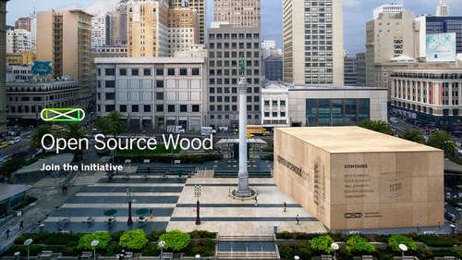METSÄ WOOD presenta «Open Source Wood»
