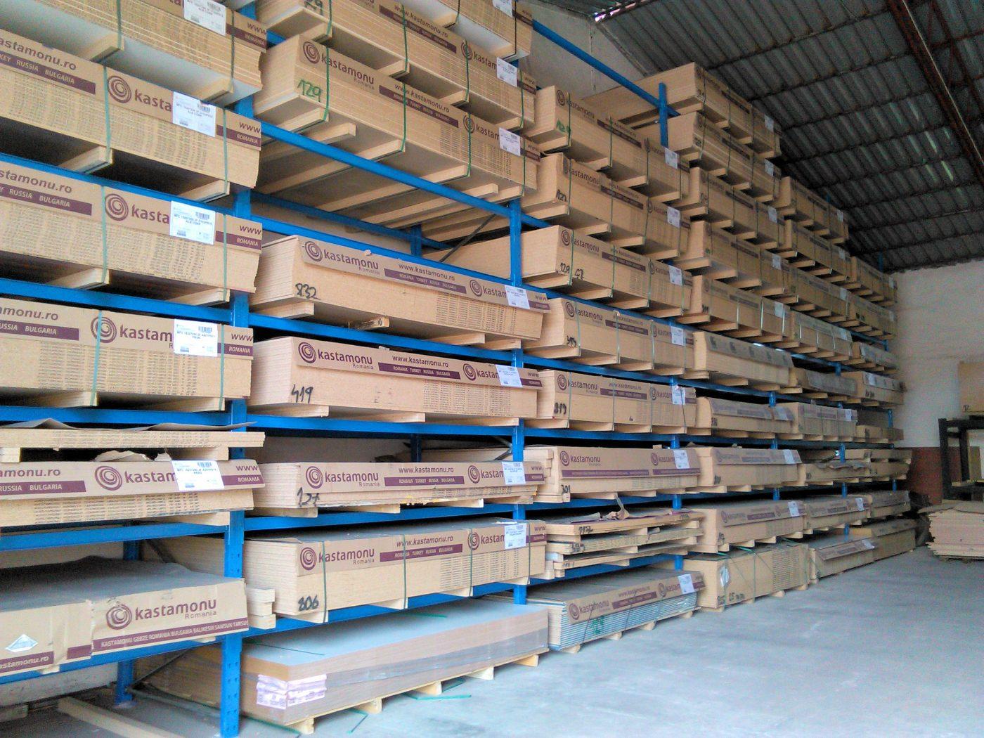MIMI Plus: Utilización total de la altura de la planta