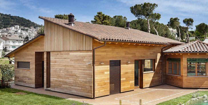 El incremento de b squedas de casas de madera produce - Valor de una casa ...