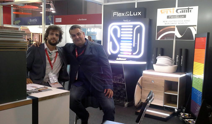 SERVICANTO exhibió en Construmat las novedades de Flex&Lux
