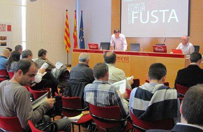 Todo a punto para celebrar la IV Semana de la Madera de Cataluña