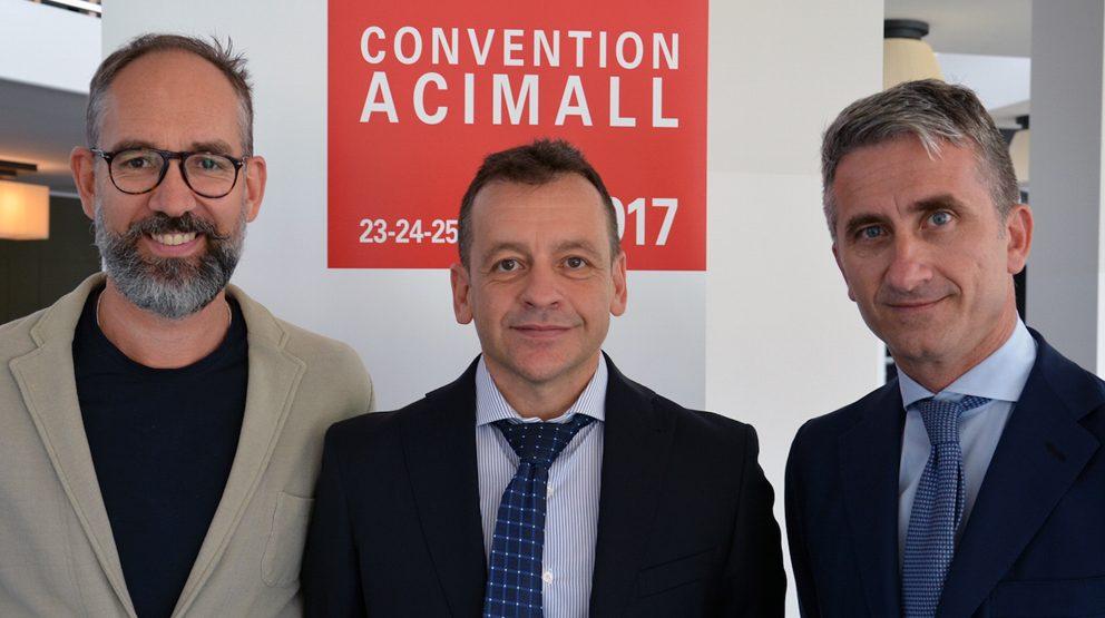 Lorenzo Primultini, reelegido Presidente de ACIMALL