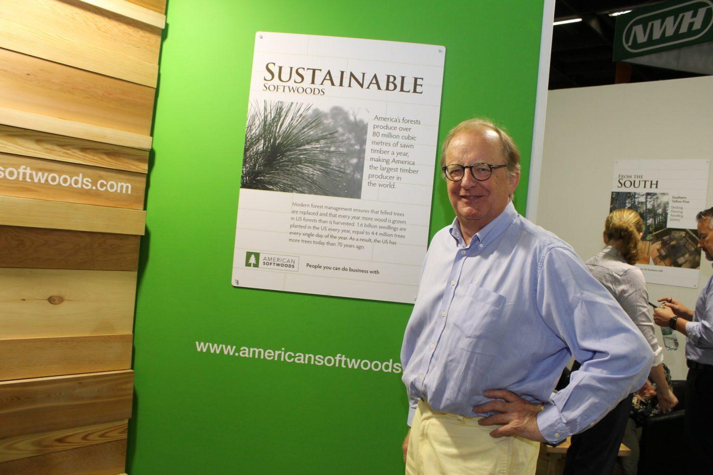 «Los compradores de la UE están adquiriendo cada vez más madera de coníferas de mayor calidad y mayor valor»