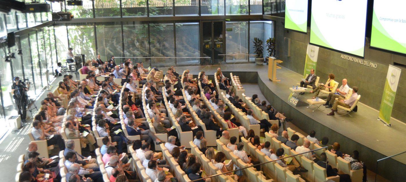 ENCE presenta el decálogo para la sostenibilidad del uso de la biomasa como combustible