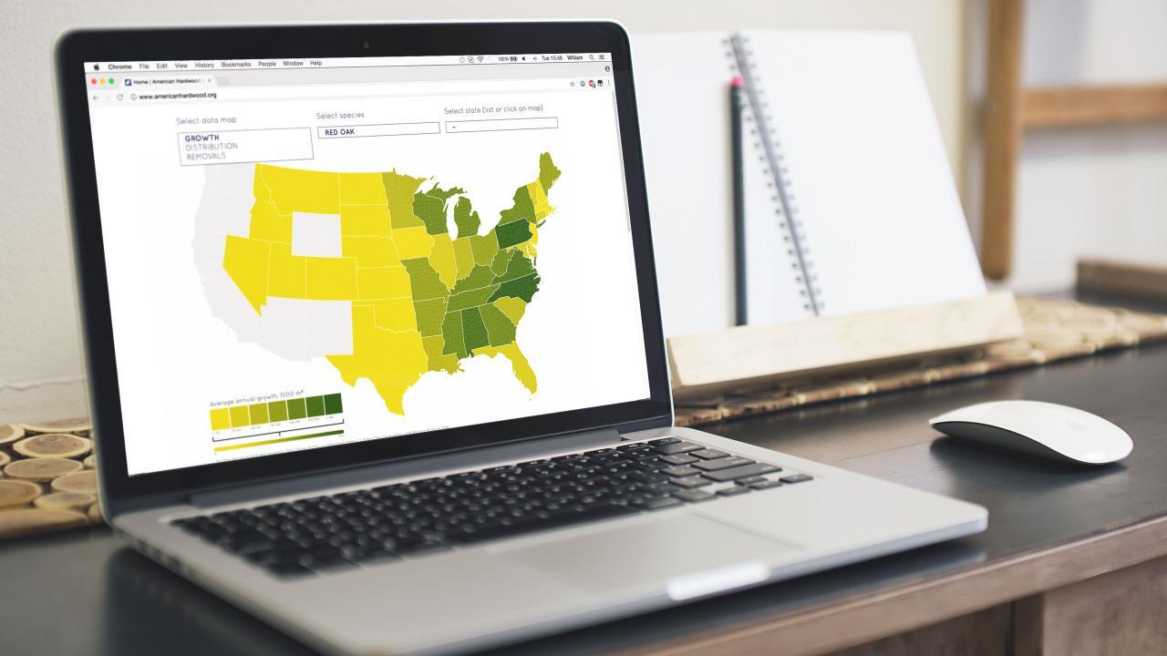 AHEC presenta su nueva web