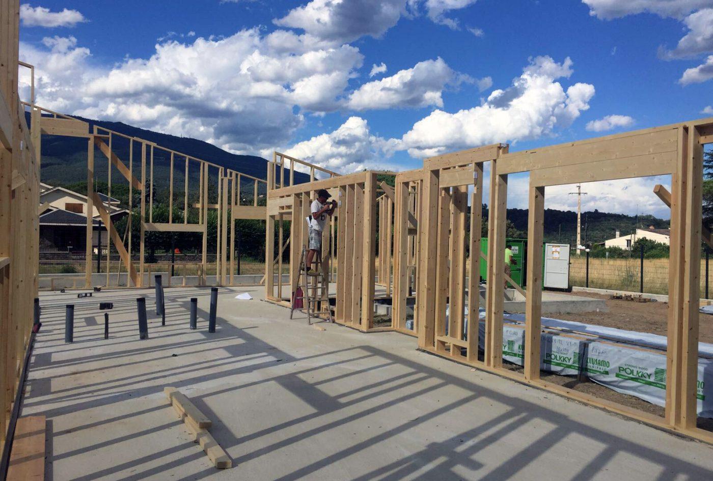 Presentada una herramienta inteligente para la selección de productos de madera destinados a la construcción