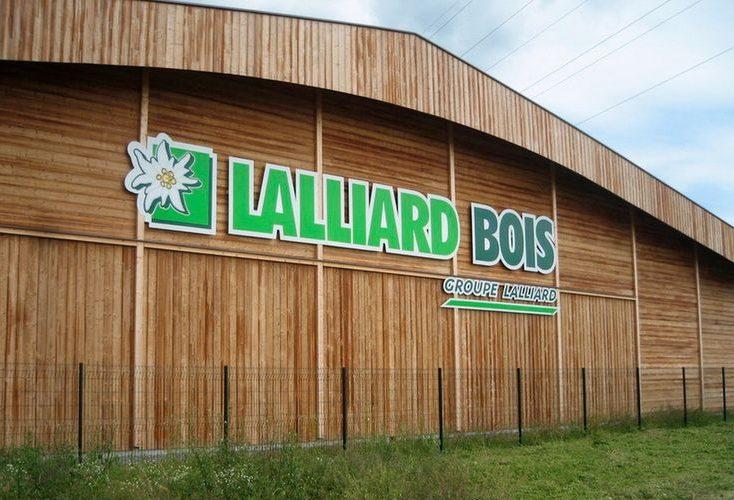 LALLIARD BOIS: Más espacio y manipulación más rápida