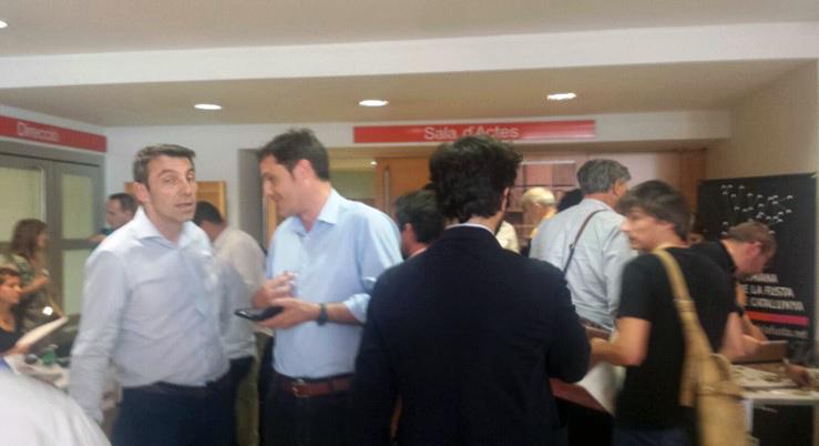Cuarenta empresas en el 4º Networking RE-PENSA LA FUSTA