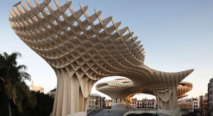 Cursos de diseño y cálculo de estructuras de madera
