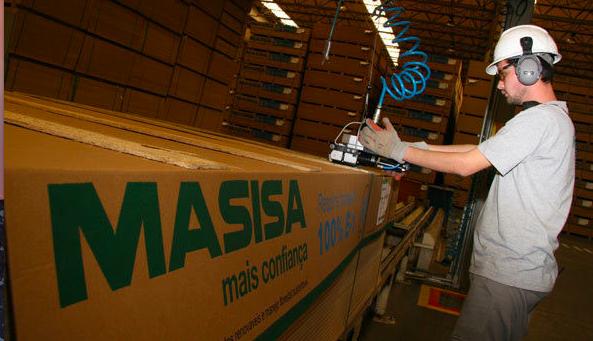 EGGER compra la fábrica de MASISA en Argentina