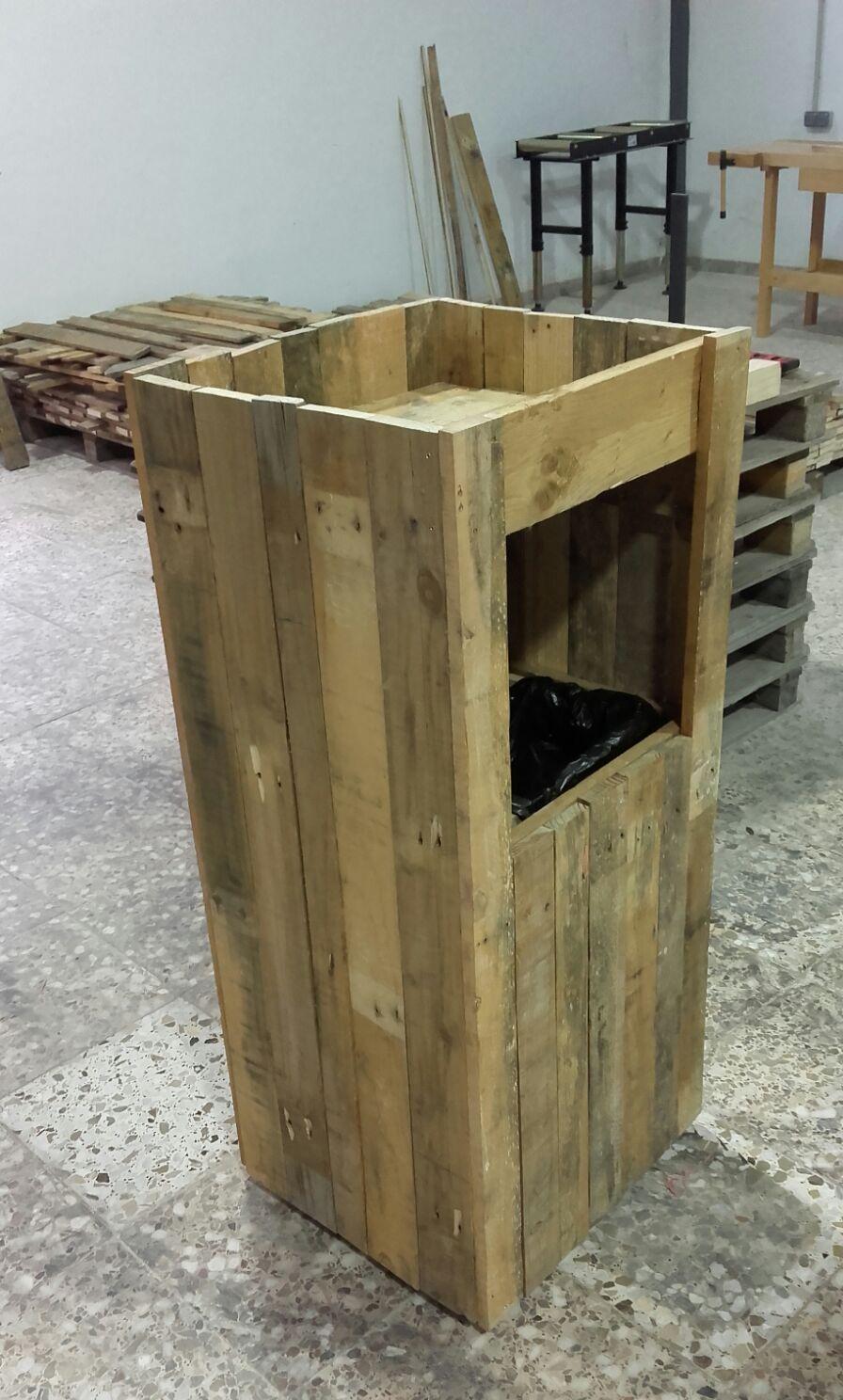 Apuesta en firme por el reciclaje de palets madera sostenible es un peri dico digital para la - Reciclaje de palets de madera ...
