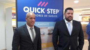QUICK STEP abre en Madrid una tienda oficial