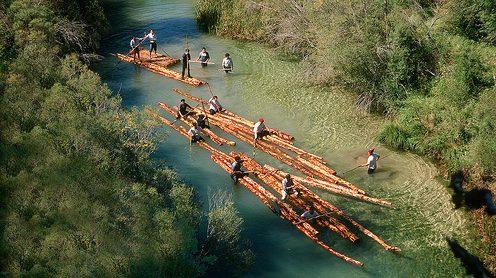El oficio de ganchero sera BIC en Castilla-La Mancha