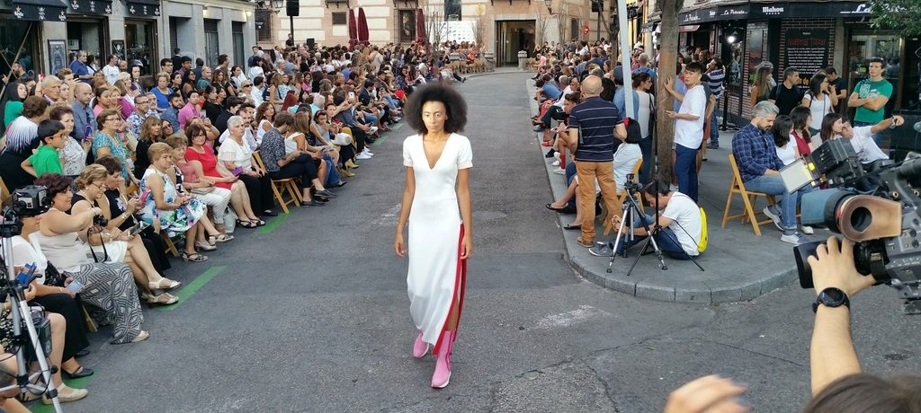 PEFC colabora con la diseñadora María Lafuente en la promoción de la moda sostenible