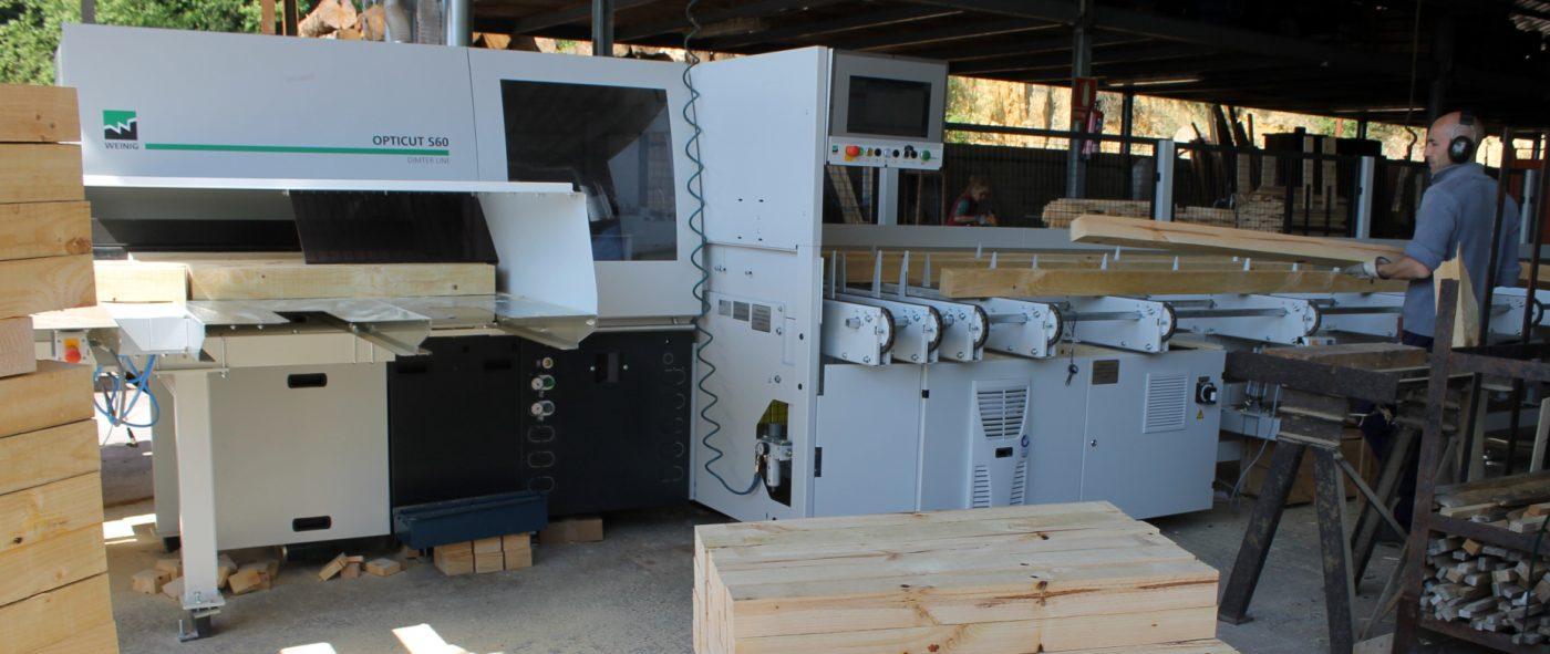 MADERAS ETXEARI aumenta su capacidad de producción con DIMTER y RAIMANN